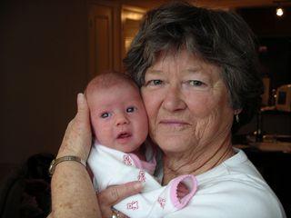 Grandma Wanda and Helene