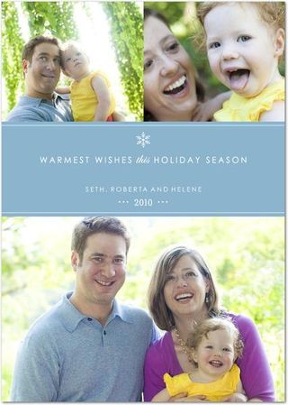 The Holiday Card