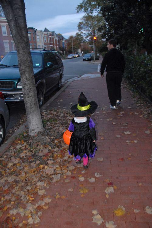 Halloween trek