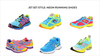 Neon-Running-Shoes